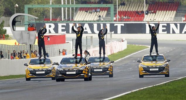 Как устроена Мировая гоночная серия Renault. Фото 7