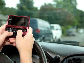 Ученые нашли способ помешать набору SMS-сообщений за рулем