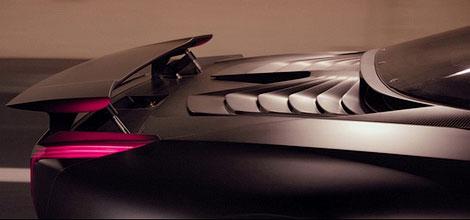Прототип получит силовую установку мощностью 276 лошадиных сил. Фото 1