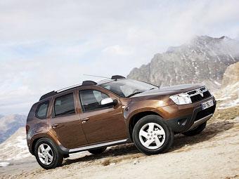 Renault Duster вошел в число российских бестселлеров