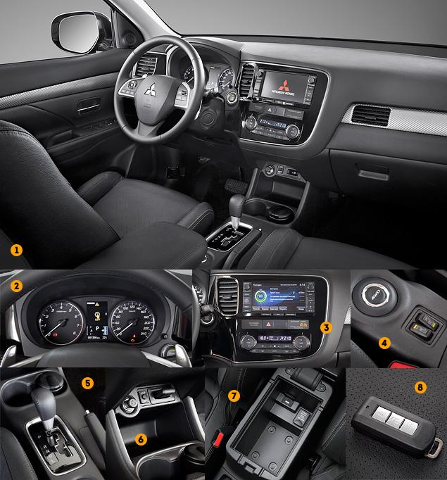 Тест-драйв Mitsubishi Outlander, который стал внедорожником лишь на бумаге. Фото 2