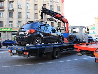 Неправильная парковка обошлась водителям Петербурга в 60 миллионов рублей