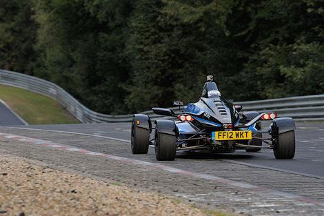 Новинка составит конкуренцию спорткару Ariel Atom. Фото 1
