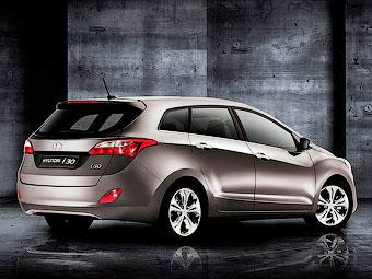 Компания Hyundai назвала рублевые цены на универсал i30
