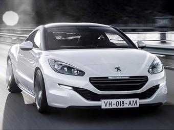 Компания Peugeot обновила купе RCZ