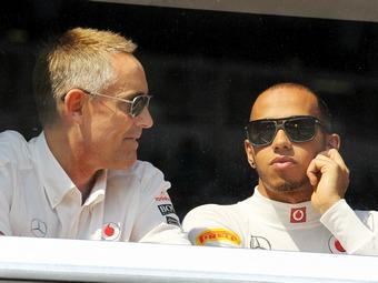 McLaren признался в отсутствии плана Б на случай ухода Хэмилтона
