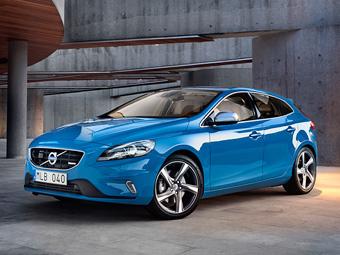 Хэтчбек Volvo V40 получил спорт-пакет R-Design