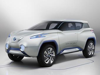 """Nissan разработал """"абсолютно безвредный"""" кроссовер"""
