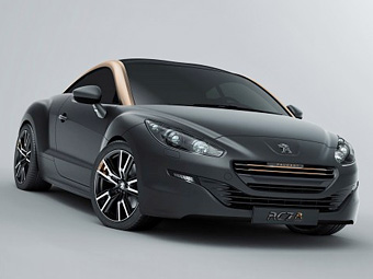 """""""Заряженное"""" купе RCZ станет самой мощной моделью Peugeot"""