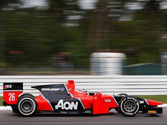 Британский спонсор вложит в команду Marussia 50 миллионов евро
