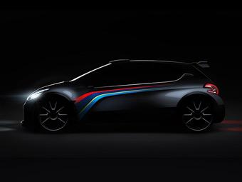 Компания Peugeot подготовила замену раллийному хэтчбеку 207 S2000