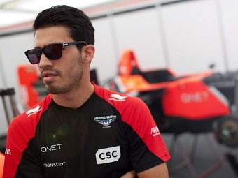 Marussia пообещала гонщику с Кипра пустить его на тесты через год