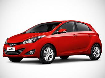 Hyundai запустит в производство новый компактный хэтчбек