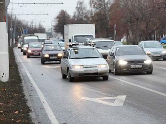 Московские водители стали реже мешать автобусам