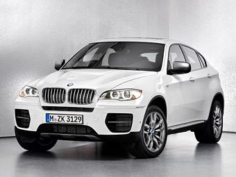 Стали известны российские цены на BMW X6 с три-турбо дизелем