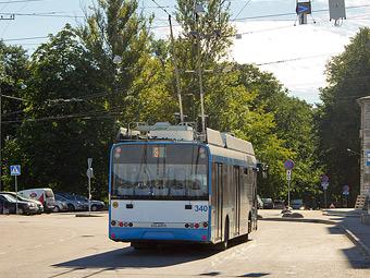 В Таллине нашли способ пересадить автомобилистов на общественный транспорт
