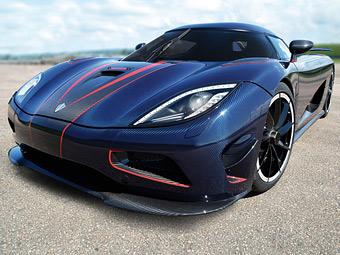 Koenigsegg построил для китайца уникальный гиперкар