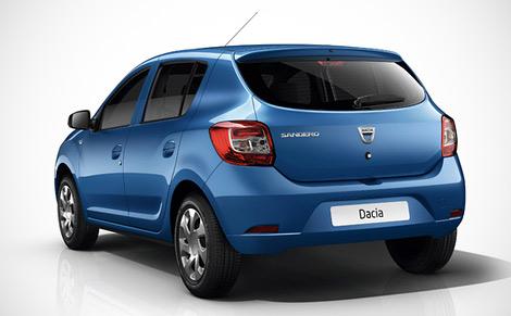 Модель дебютирует вместе со вторым поколением седана Logan. Фото 5