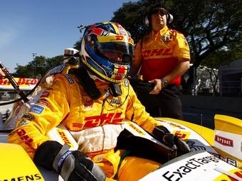 Чемпион INDYCAR отверг предложение команды Penske