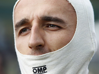 Роберт Кубица попал в аварию на ралли в Италии