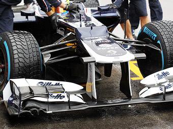 На болидах Формулы-1 прикроют носы с горбинкой