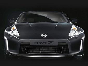 Nissan обновит к Парижу спорткар 370Z
