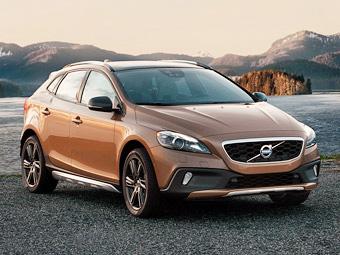 Компания Volvo сделала хэтчбек V40 вседорожным