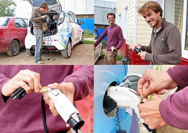 Как обогнуть Землю на электромобиле. Фото 3
