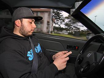 Эксперты установили причины невнимательности подростков за рулем