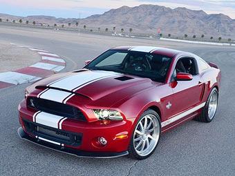 """""""Шелби"""" построил 862-сильный Ford Mustang"""