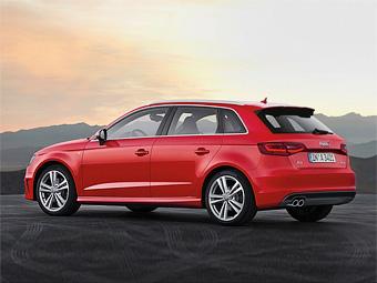 У нового хэтчбека Audi A3 появился пятидверный вариант