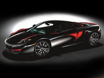 Компания McLaren посвятила Сингапуру спецверсию суперкара MP4-12C