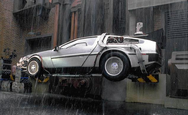 Пять автомобилей, ставших персонажами культовых фильмов. Фото 1