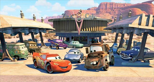Пять автомобилей, ставших персонажами культовых фильмов. Фото 7