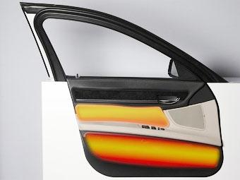"""Компания BMW занялась разработкой инфракрасной """"печки"""""""