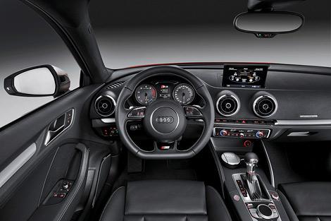 """""""Заряженная"""" версия Audi S3 нового поколения сможет разгоняться с нуля до ста километров в час за 5,1 секунды. Фото 2"""