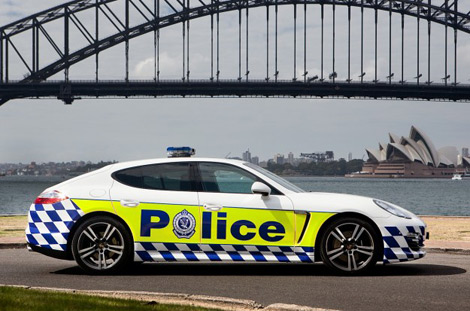 Новое приобретение полиции призвано улучшить имидж ведомства в глазах общественности