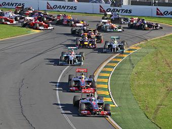 Опубликован предварительный календарь Формулы-1 на 2013 год