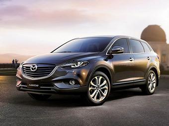 Российские продажи Mazda CX-9 возобновятся в декабре