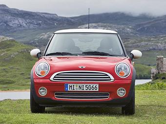 Среди моделей MINI появятся седан и компактвэн