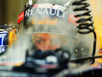 Себастьян Феттель выиграл Гран-при Сингапура