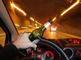Пьяным водителям пригрозили штрафом в 100 тысяч рублей