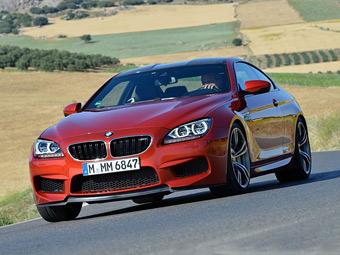 Компания BMW попросила не ездить на M5 и M6