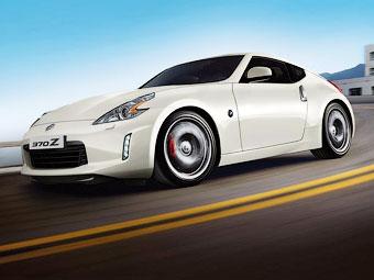 Nissan представил обновленный спорткар 370Z