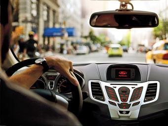 Ученые предупредили о важности выбора шрифта в автомобильных дисплеях