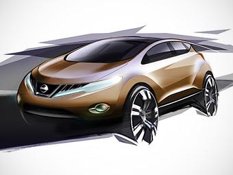 """Главный дизайнер Nissan пообещал сделать новый Murano """"шокирующим"""""""