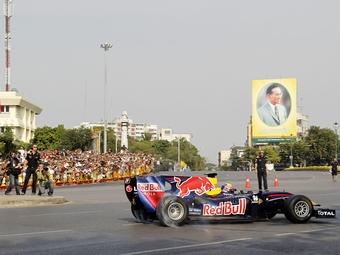 В Формуле-1 появится ночная гонка по улицам Бангкока