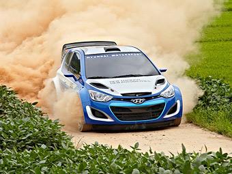 Hyundai представил модель i20 для чемпионата мира по ралли