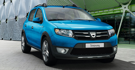 Версию Stepway можно будет заказать с 0,9-литровым двигателем. Фото 3