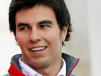 Перес заменит Хэмилтона в составе McLaren